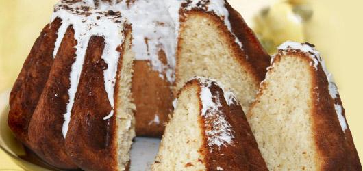 Хлебная смесь «Ромовая баба»