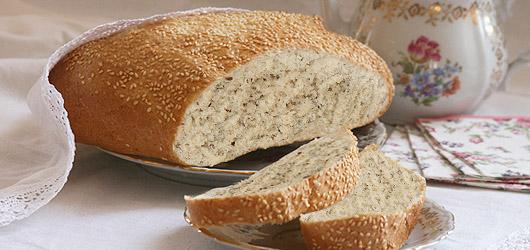 Хлебная смесь «Пшенично-ржаной хлеб с семенами льна»
