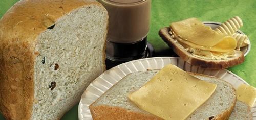 Хлебная смесь «Хлеб с отрубями и изюмом»