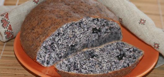 Хлебная смесь «Овсяный хлеб c черникой»