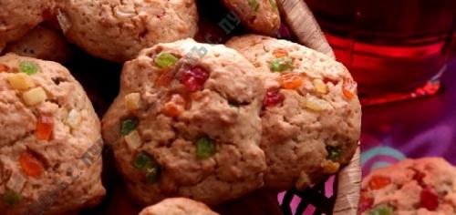 Мучная смесь «Печенье имбирное с цукатами»