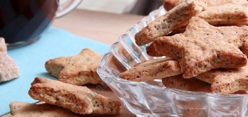 Мучная смесь «Печенье с маком»