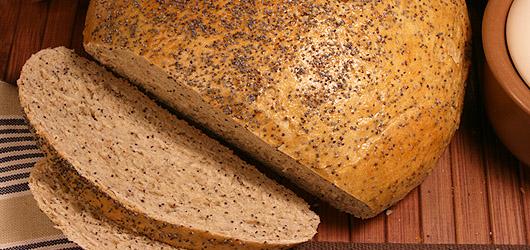 Хлебная смесь «Пшенично-ржаной хлеб с маком и тимьяном»