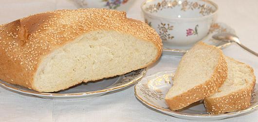 Хлебная смесь «Греческий хлеб с лимоном и орегано»