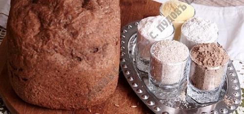 Хлебная смесь «Хлеб 5 злаков»