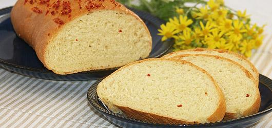 Хлебная смесь «Калифорнийский чесночный хлеб с кусочками сушеного томата»