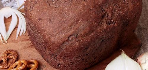 Хлебная смесь «Луковый ржаной хлеб»