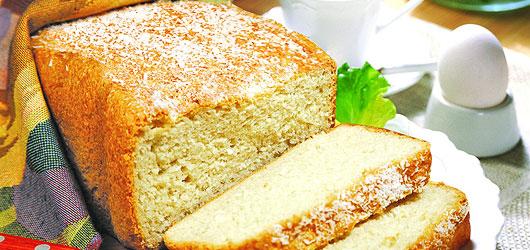 Хлебная смесь «Белый кокосовый хлеб»